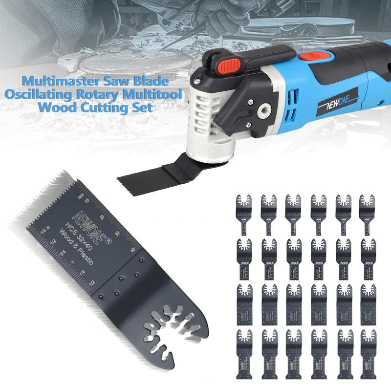 Universal FitQuick Release 15 Professional Oscillating Multi Tool Saw Blades