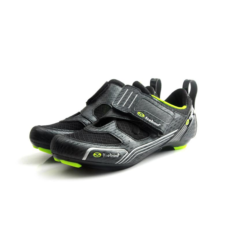 Neue Männer Rennrad Fahrradschuhe Anti-Rutsch-atmungsaktiv Unisex Fahrradschuhe Triathlon athletischer Sport Mountain Bike 2020