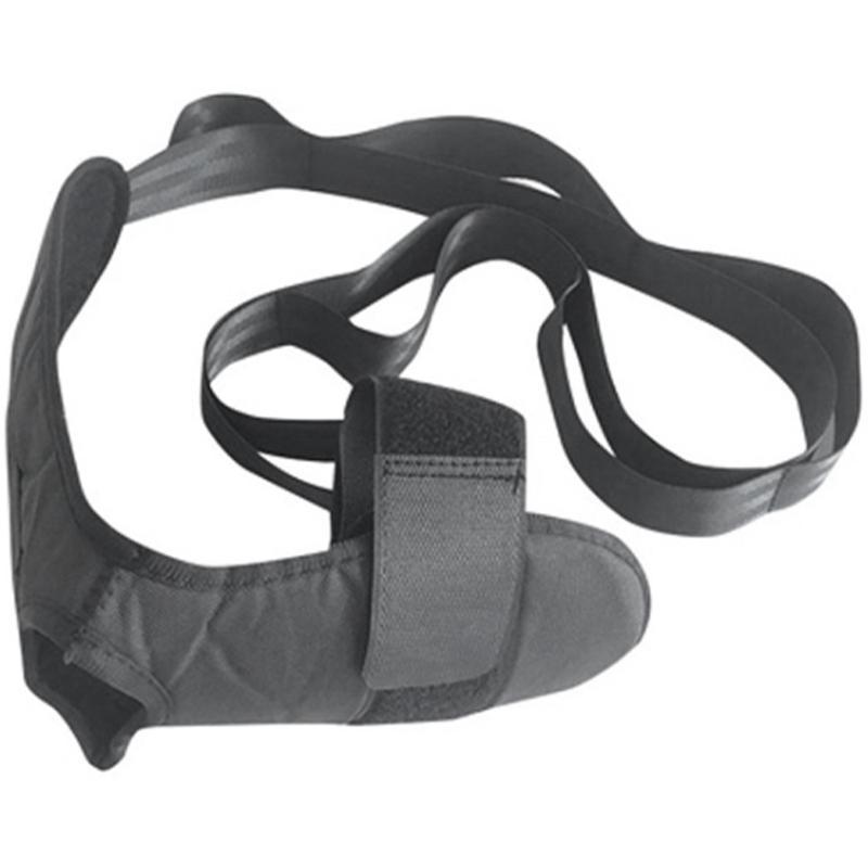 Kemer Ayak Bırak Kayış Bacak Eğitim Ayak bileği Joint Esneme Sıcak Yoga Bağ