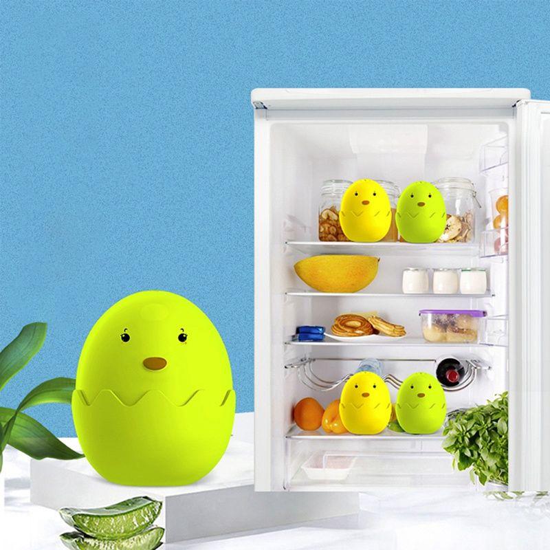 Hot Réfrigérateur Désodorisant enlever l'odeur Adsorbant Boule diatomée Purifier Air Absorber mauvaise odeur de cuisine