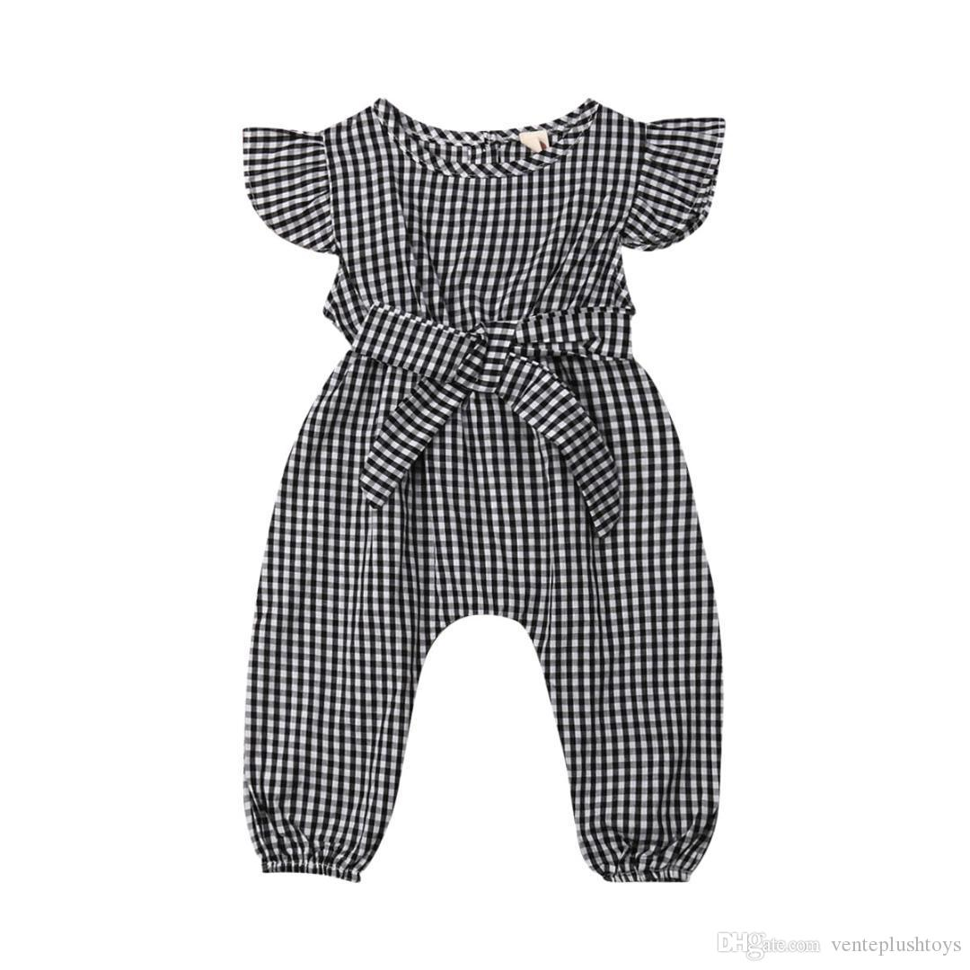 Choose Infant Sizes Duck Design Baby Girl One-Piece Romper Playsuit