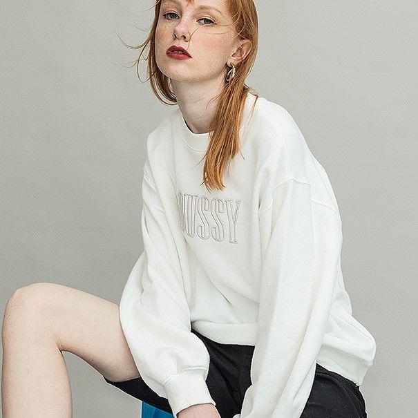 Herbst-Winter-Frauen Frau Hoodies Sweatshirts lose Art und Weise Famous Japan Marke Straße Oberbekleidung Pullover Free Size 2 Farben