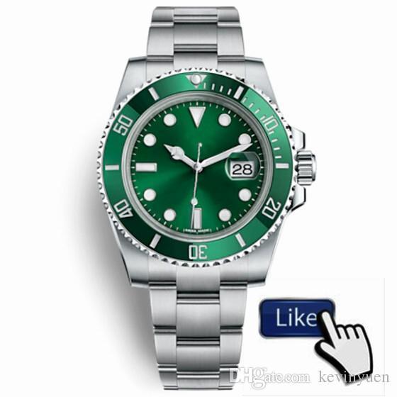 2019 뜨거운 판매 걸쇠 자동 동작 기계 남성 시계 큰 날짜 대통령 Desinger Mens 시계 고급 여성 쿼츠 시계