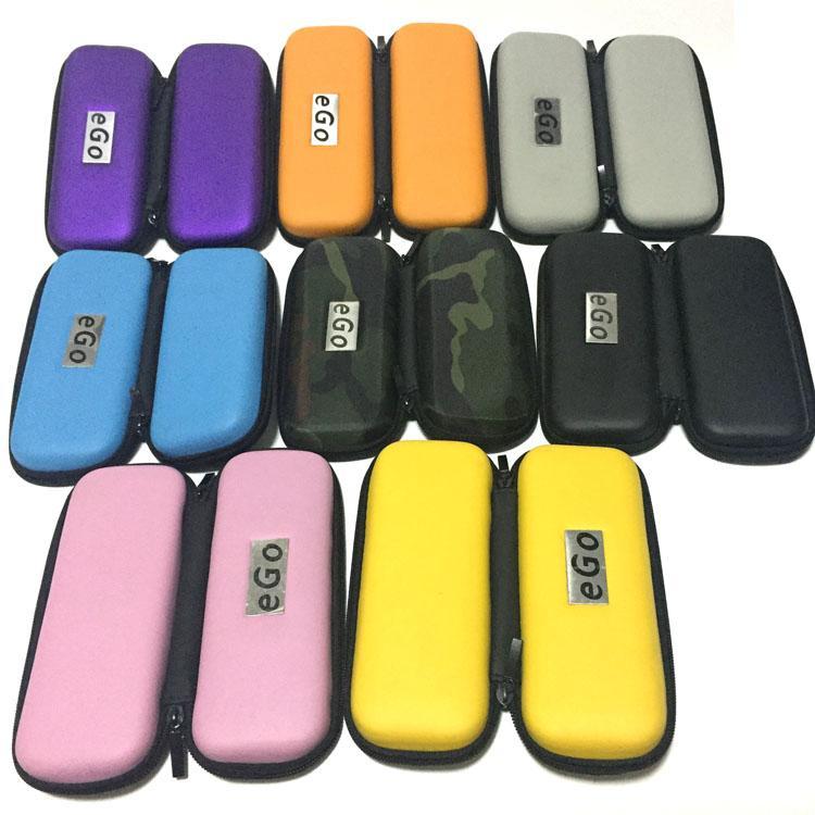 EGO Elektronische Zigarette Zipper Kastenkasten Beutelpaket mit Reißverschluss trägt für E cig Joye eGo-T Ego - Tank E-Zigarette