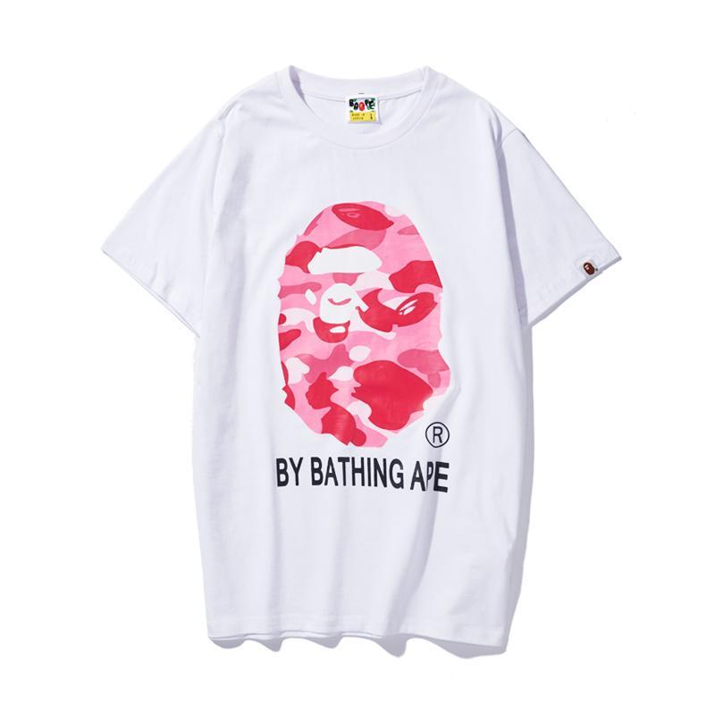 Hotsale Straße Fishion Designer Männer-Frauen-Hemd 2020 neue Art und Weise LuxuxMens T-Shirt Kurzarm Marke Top Tees Herren Street CV 2032602H
