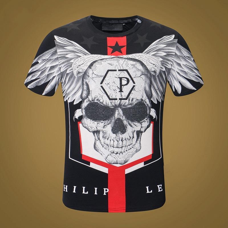2020 novas Designer camisetas masculinas para o verão T-shirt da marca de moda de luxo casuais Mens 2020 panos de luxo designer de manga curta tamanho M-3XL