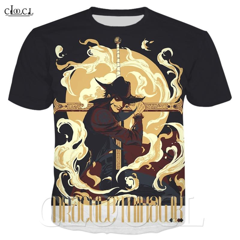 2020 New Style Monkey D. Luffy One Piece T-shirt Men Women Anime Character Creative Plus Size T Shirt 3D Print Short Sleeve Harajuku Tops