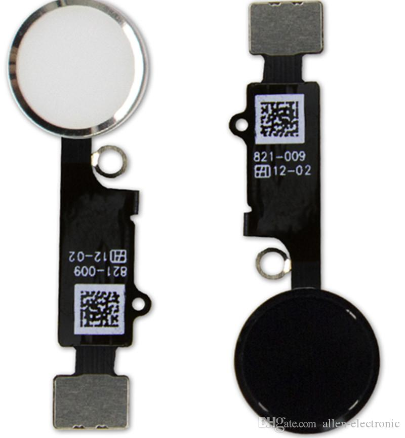 100% New For iPhone 6 6S 6Plus 6S Plus Home Button With Flex Cable Home Key Assembly Menu Button and NO TOUCH ID