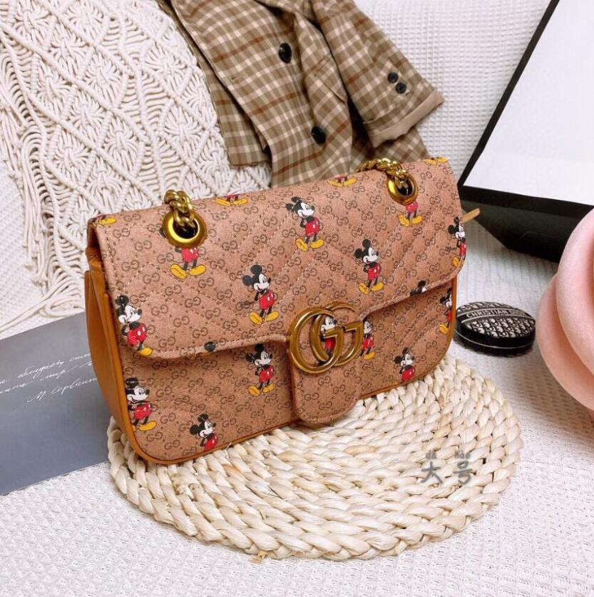 donne designer borse di lusso crossbody messaggero borse a tracolla a catena borse in pelle di qualità borsa borsa delle signore 99.016