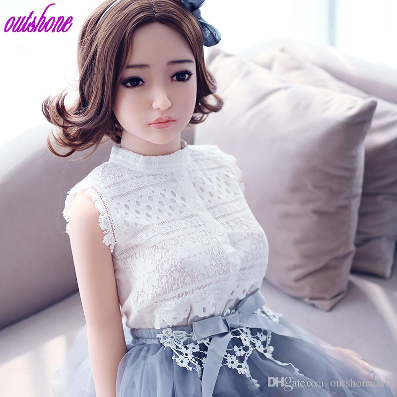 Free shipping 2019 Hot Sell Low Price 140CM arab women sexy lingerie TPE Adult Toys For Men Real Sex Doll