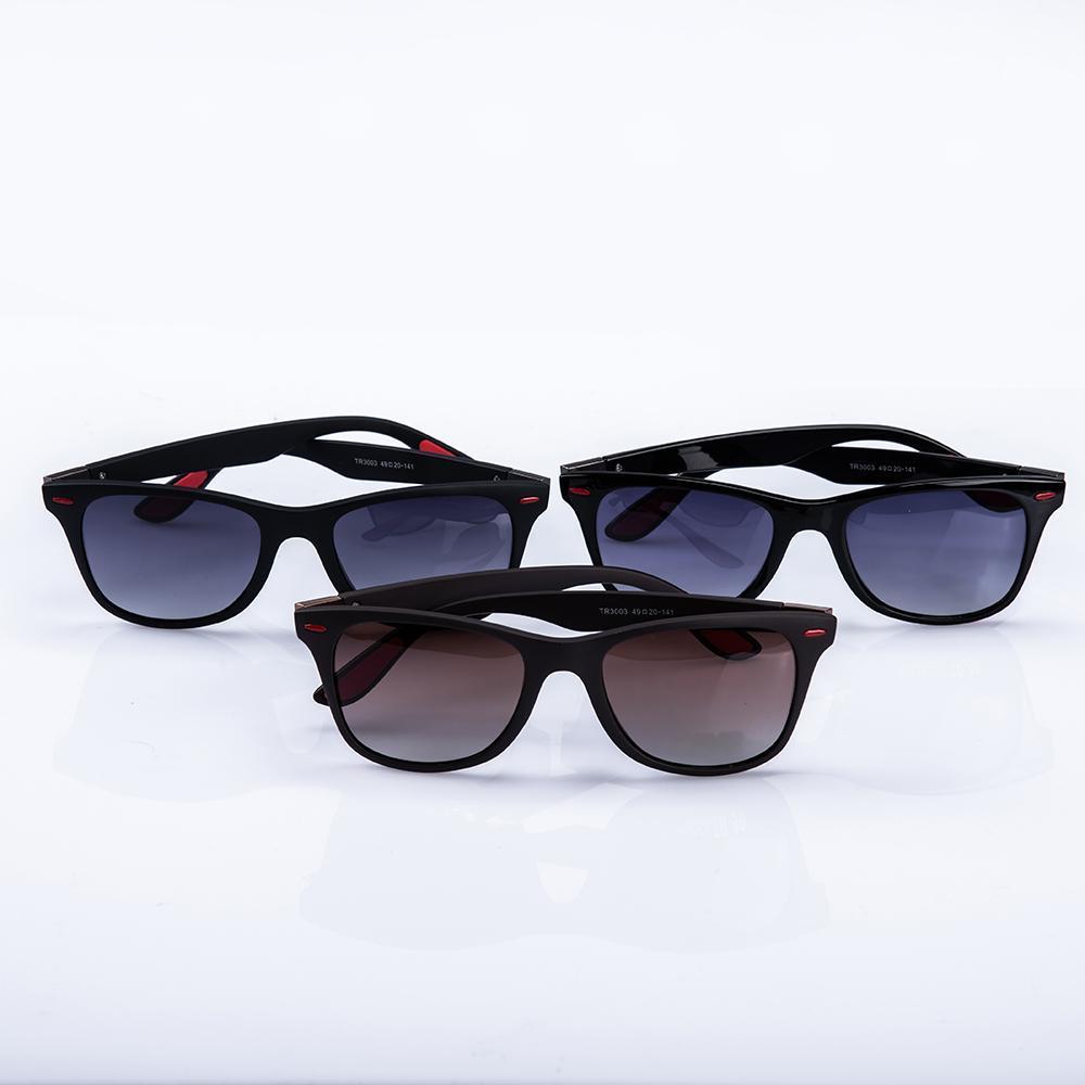 Polarizzata lente Classico occhiali da sole di alta qualità del progettista donne degli uomini di vetro di Sun Eyewear Sport bicicletta TR Telaio Occhiali FY2212