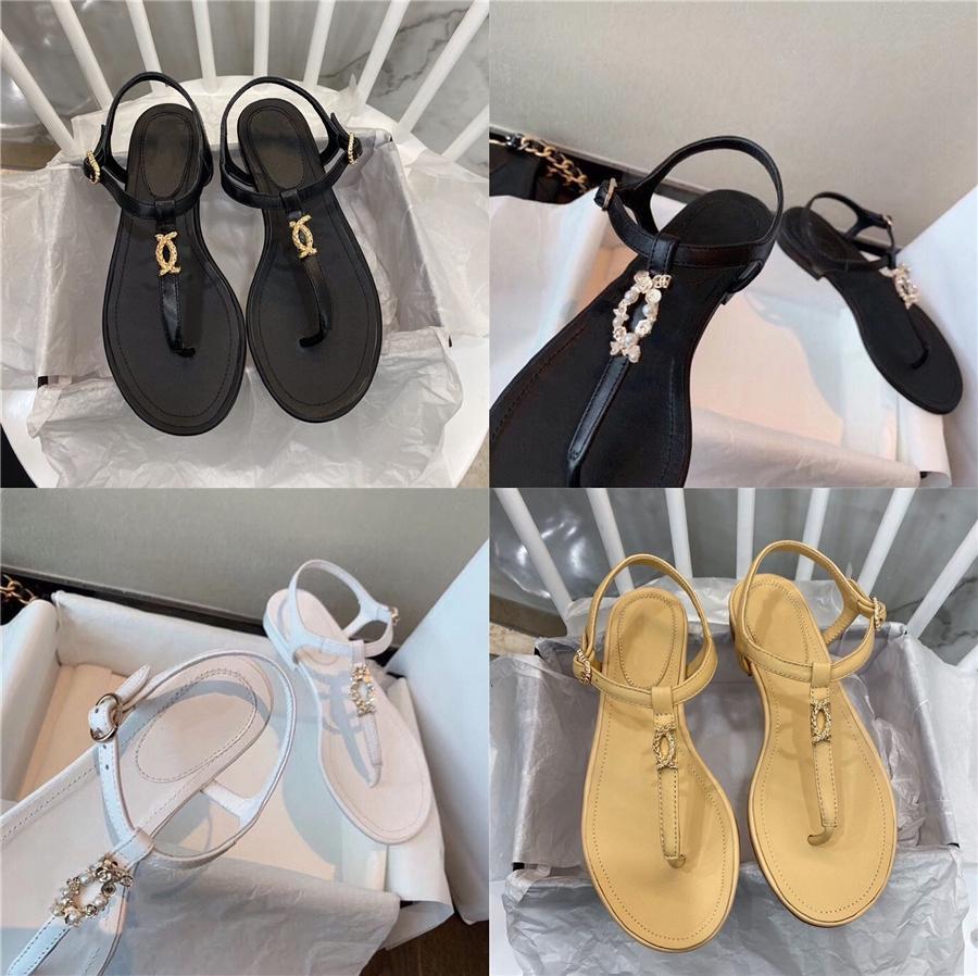 Ceyaneao Размер 35-42 Новые Женщины Сандал Плоский каблук Sandalias Femininas Летняя повседневная обувь Одиночные женщина Мягкое дно тапочки сандалии # 941