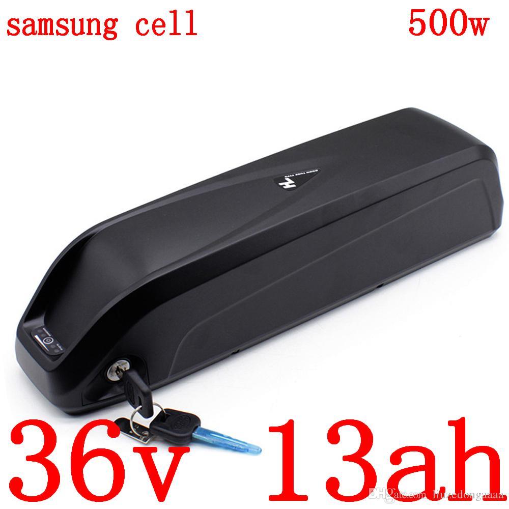 36v 48v батареи 500w 36v 48v 52V 10AH 13ah литий-ионный аккумулятор использование сотового Samsung 36v 48v электрический велосипед без батареи обязанность