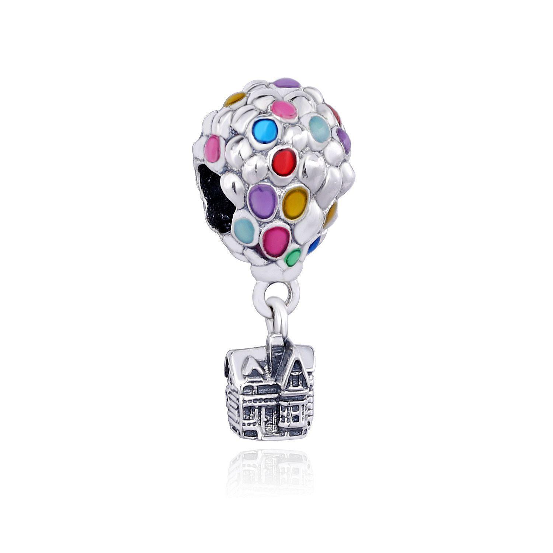 2020 Nouvelle Collection 925 été en argent sterling Maison vol Charm Perle Fits Bijoux Pandora Europe Bracelets Charm