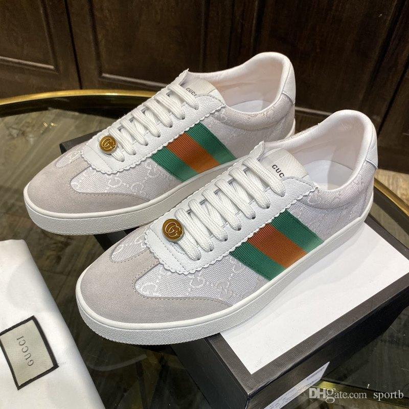 E4 beiläufige Art und Weise Herrenschuhe, High Quality Komfortable Designer Luxus-Mann-Schuhe, stilvolle Turnschuhe, Originalverpackung Zapatos Hombre