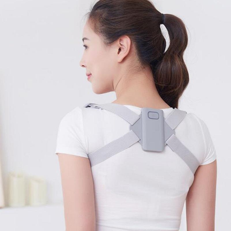 XIAOMI Youpin مرحبا + ذكي الموقف حزام الذكية تذكير الصحيح ملابس الموقف تنفس أحزمة الذكي الموقف