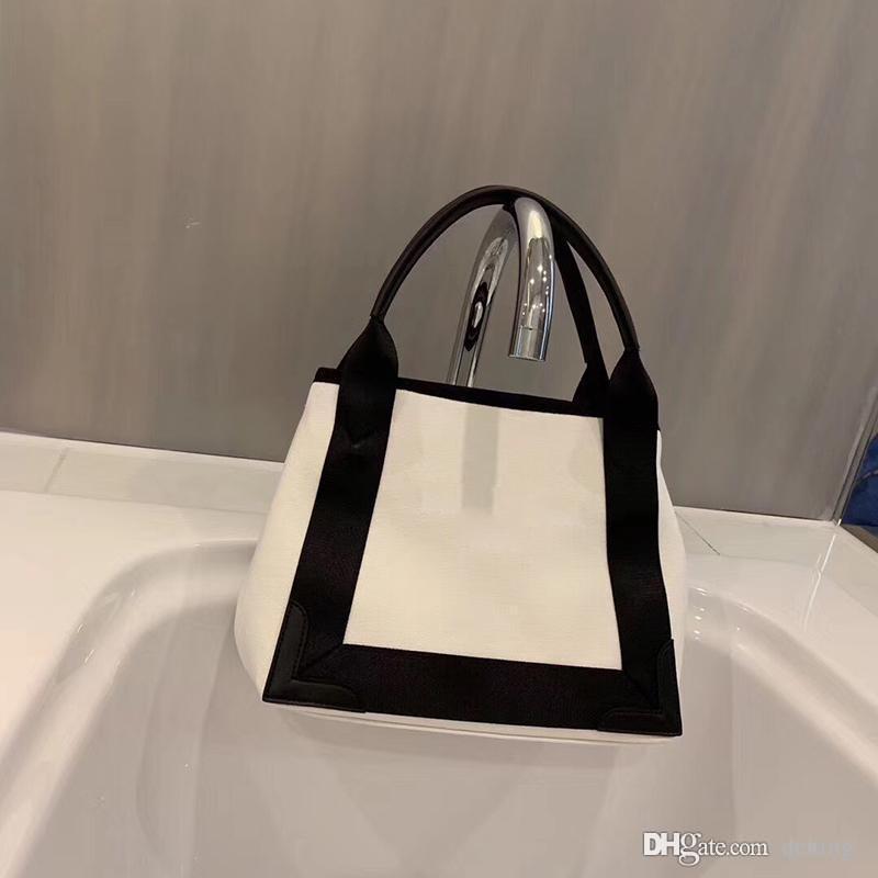 2019 mujeres nueva de las mujeres bolsos Big Bag de alta calidad bolsos femeninos ocasionales tronco informal totalizadores de hombro del bolso de las señoras de gran capacidad Bolsas de mensajero