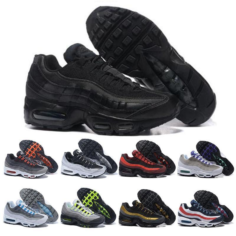 Klasik Erkek Ayakkabı Üçlü Beyaz Siyah neler Og Üzüm Neon Tt Siyah Kırmızı Erkek Eğitmenler Spor Spor ayakkabılar Boyutu 40-45 Koşu
