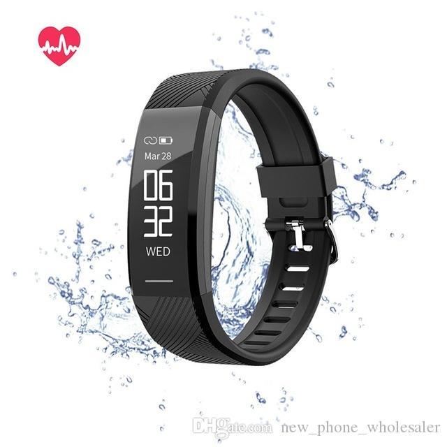 C11 Pulsmesser Smart Armband Fitness Tracker Passometer Smart Uhr Anti Verloren Wasserdichte Smart Armbanduhr Für iPhone Android Handy
