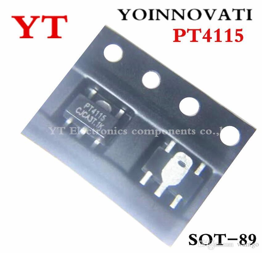 500 adet / grup PT4115 PT4115B89E PT4115B 4115B89E 4115 LED CHIPS LED Sürücü IC En iyi kalite. ücretsiz kargo