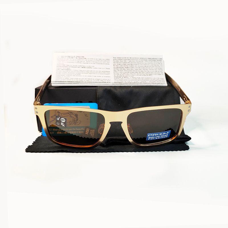 Marca dirigindo óculos de sol UV400 lente esportes óculos de sol tendência de moda ciclismo Óculos 11 cores Óculos de sol de metal de óculos 4123