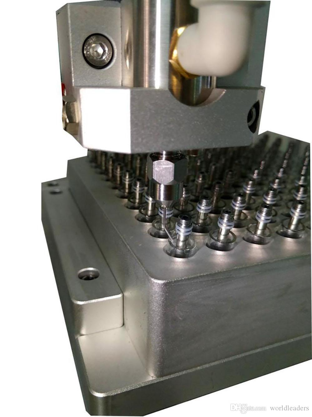 Oil Filling Machine For 510 Empty Oil Cartridge Disposable Vapes M6T Carts E Cigarette Thick Oil Filling Machine DHL free shipping