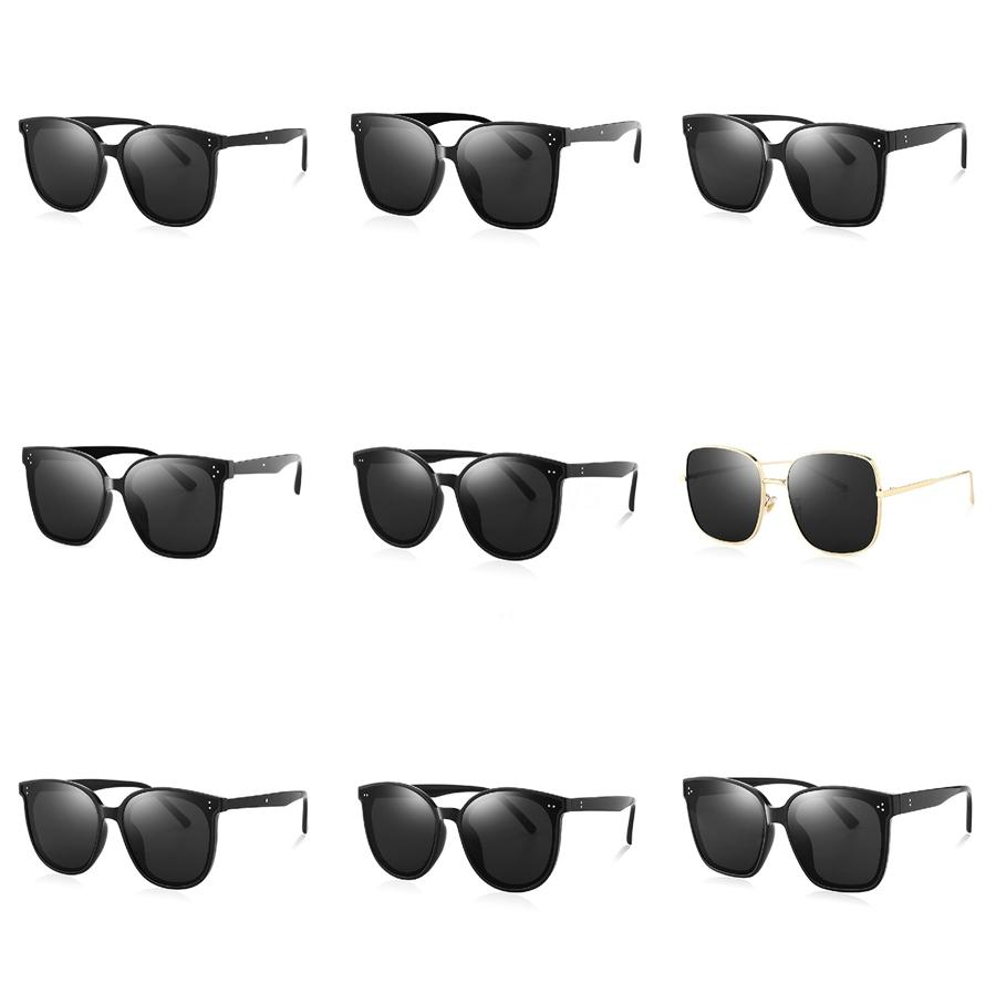 Fashion Accessories Factory Price 014 Sports Riding Polarized OK Sunglasses Men And Women Metal Frame Square Unisex Glasses#685