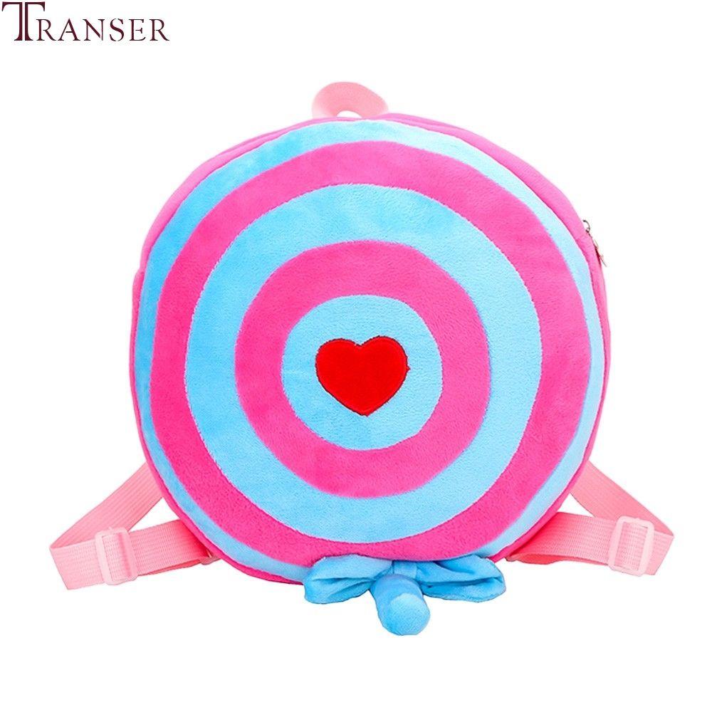 Transer Kids 3D 동물 배낭 아기 소녀 소년 유아 학교 가방 어린이 만화 Bookbag 유치원 장난감 선물 용품 학교 가방