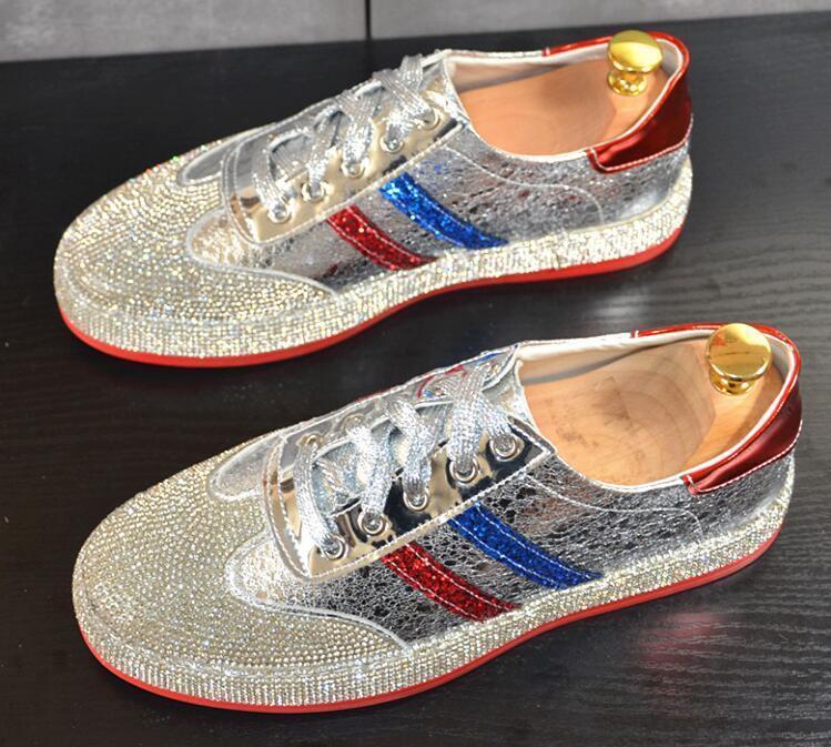 Hochwertige Mode für Männer Senior britischen Stil Rrivet Luxusschuhe Männer im Freien beiläufige Kleid shoes.d05
