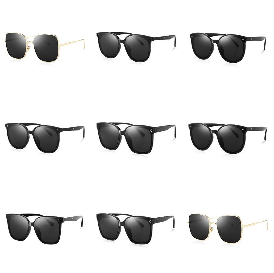 LongKeeper Night Vision Goggles Mens Driving Glass Polarized Sunglasses 3283T Square Anti-Glare Yellow Lens Male Sport Gafas#802