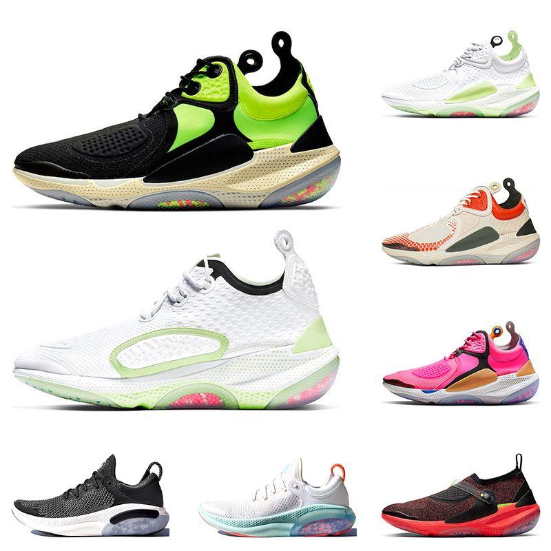 NIKE JOYRIDE RUN FLYKNIT 2019 Zapatillas De Running Para Hombre Be True  Pride GREEN CARBON Volttriple Blanco Negro Northern Lights Para Mujer ...