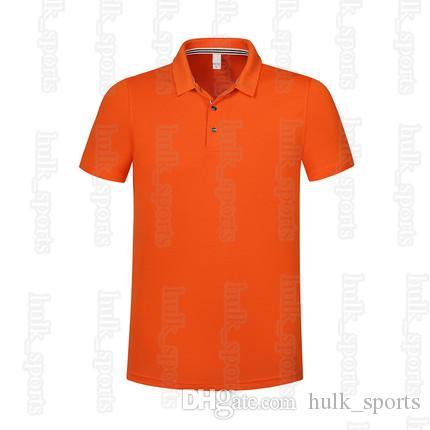 2656 Sport polo di ventilazione ad asciugatura rapida vendita superiore calda degli uomini di qualità 2019 manica corta T-shirt comoda nuovo stile jersey75456789