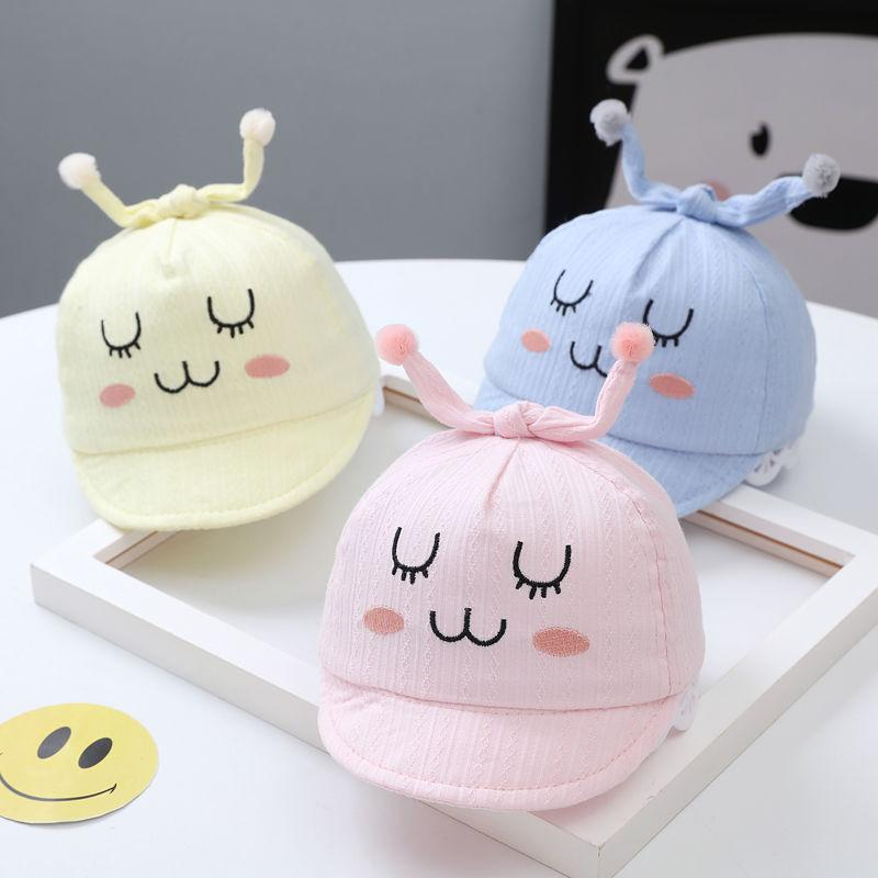New style spring summer cartoon funny bucket hat Cute animal shape knitted fisherman hat boy girl casual sun basin