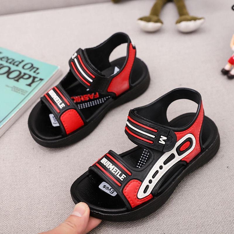 2020 New Summer Boys Sandals Fashion PU