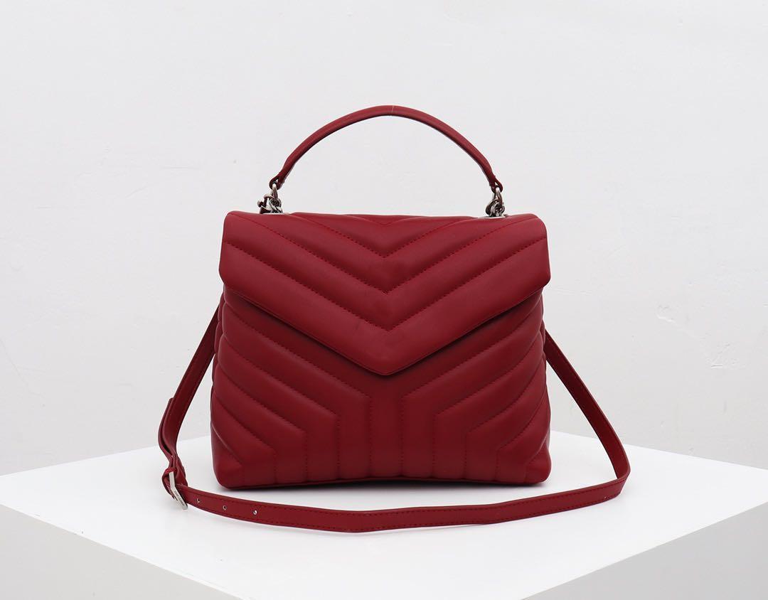Damenmode Handtasche Messenger Bags junge exquisite High-End-Handtasche Schultertasche