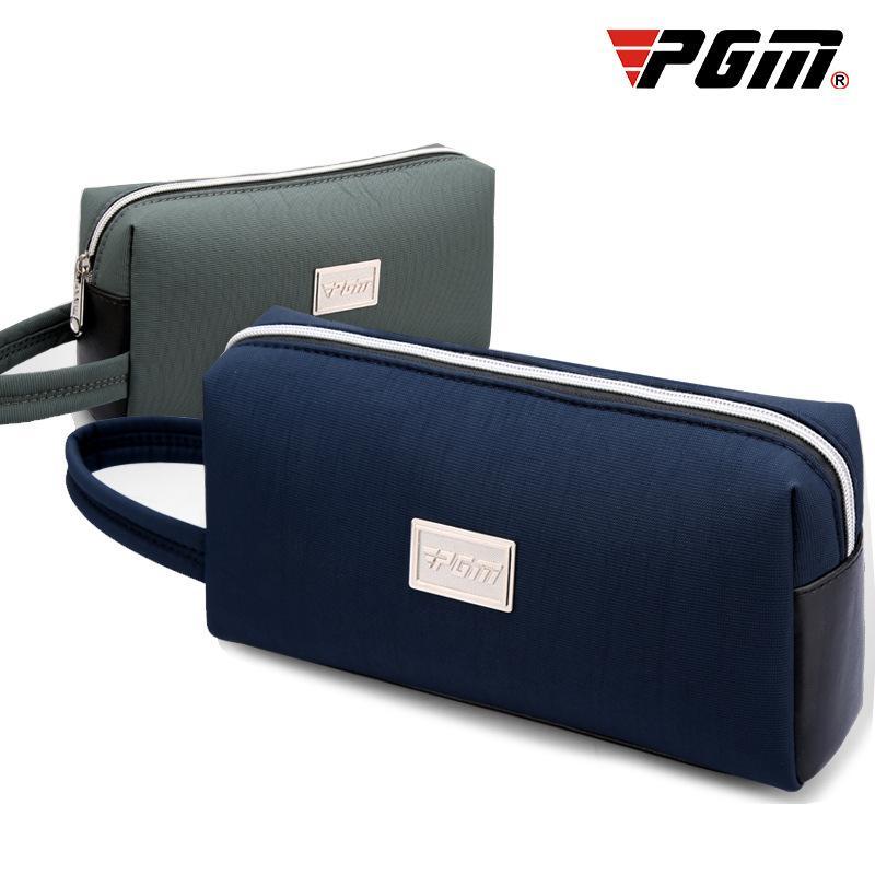 PGM Golf Sac Hommes Femmes Sac étanche Ultra Light Golf Tee / Serviette / boule Grand portefeuille protable Sac de golf D0730
