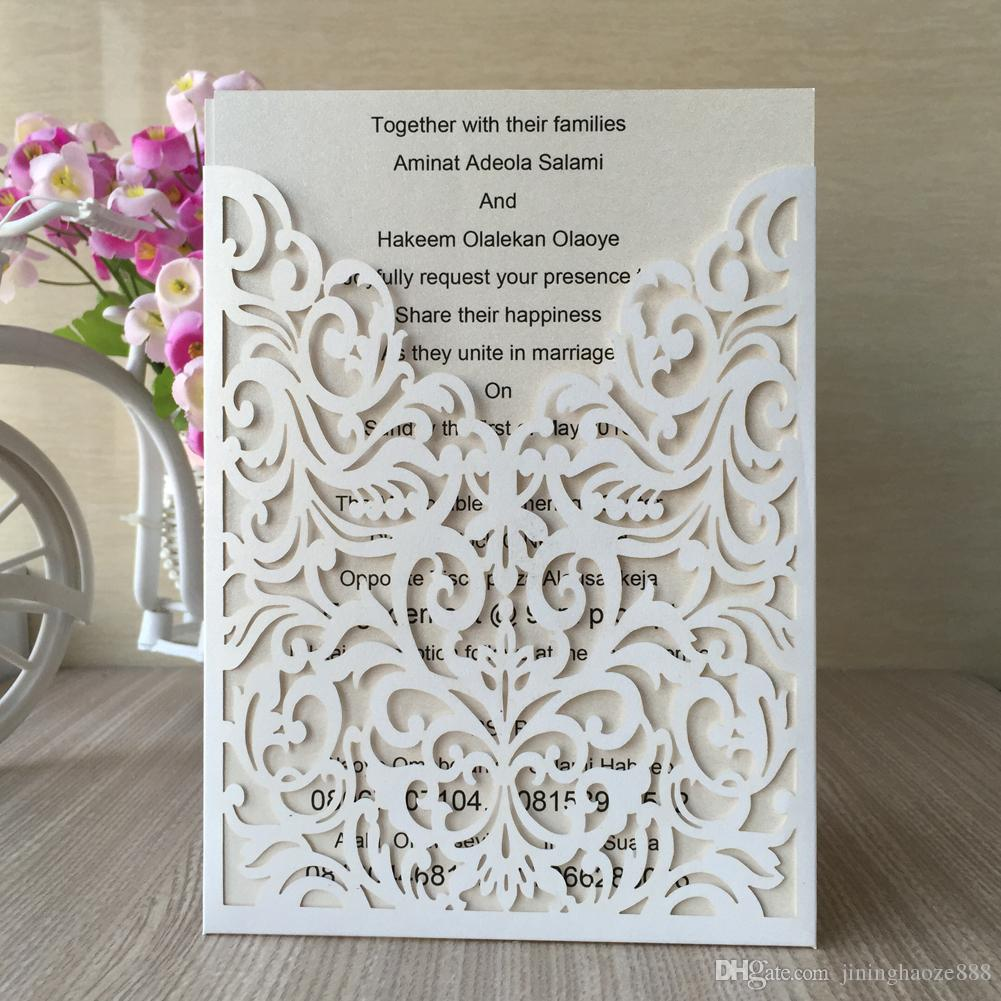 Luxury Wedding Invitation Card Exquisite Envelop Supply To Business Meeting  Festival Ceremony Celebrate A Activity Invitations Wedding Invitation Seals Wedding  Invitation Unique From Jininghaoze888, $0.85| DHgate.Com