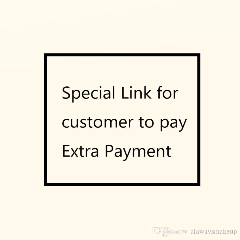 Spacial Link für Freunde zu zahlen Zusätzliche Zahlung von Make-up, Make-up Pinsel, maßgeschneiderte Produkt kontaktieren Sie bitte den Verkäufer vor der Zahlung