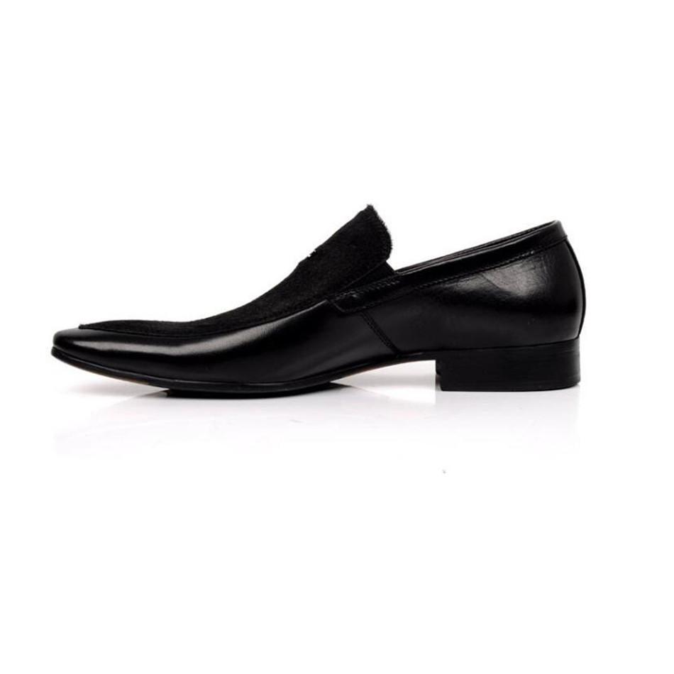 Homens da moda Sapatos Casuais Homens Sapato De Couro Primavera Homens Apartamentos Sapatos Masculinos Camurça oxfords Sapatos Tamanho grande 45 Dropshipping