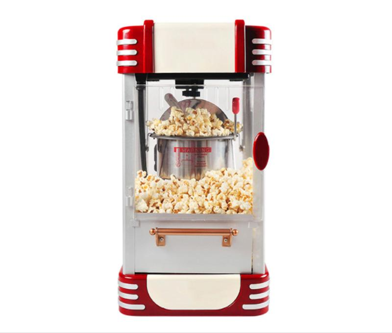 2020 Hot vente New Super Popcorn Retro Commercial machine irislee Pop Corn Faire 220vCE certification 310W.