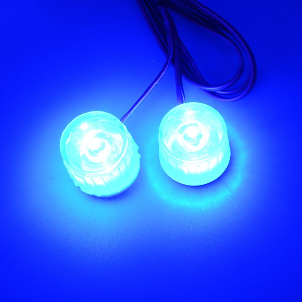 12-85V 자동차 비상 깜박이 경고 스트로브 조명 점멸 높은 품질 긴 수명 슈퍼 밝은 높은 전원 LED