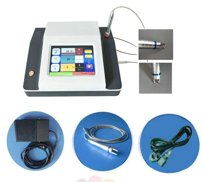 O preço de fábrica Vascualr diodo laser remoção lesão 980nm diodo de laser 980 varizes máquina de remoção vascular