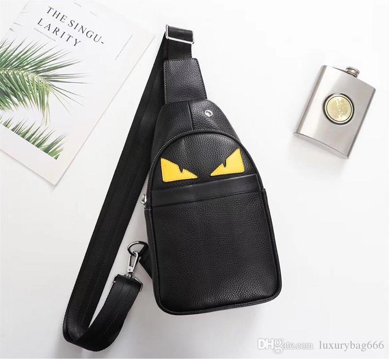 sacs de designer sacs de poche hommes sac banane de luxe sac à main à bandoulière
