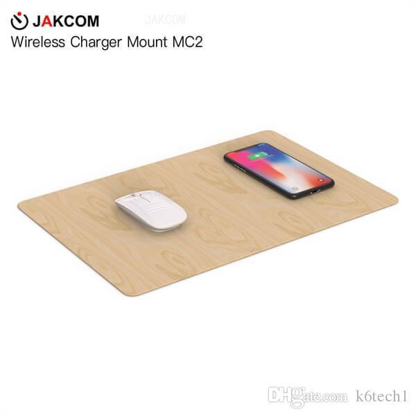 JAKCOM MC2 Mouse Pad Sem Fio Carregador de Venda Quente em Dispositivos Inteligentes como manga pet secador de sala de fone de ouvido