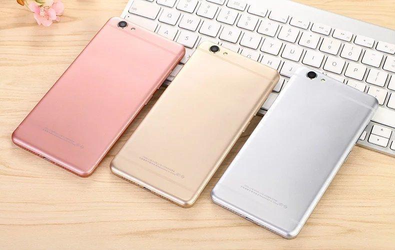 Quality Goods Mobile Phone Full Cnc 4g Fingerprint Intelligence 6 Inch 6.0 Will Screen Fingerprint Telecom Move Double Card Double Treat 6.0