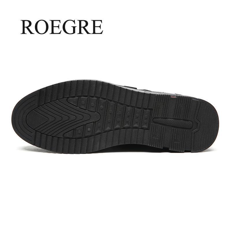 2019 neue große Größe 38-48 Oxfords Leder Herren Schuhe Art und Weise beiläufiger Slip-on-formalen Geschäfts-Hochzeits-Kleid-Schuh-Tropfen Verschiffen