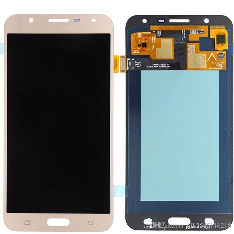 CBOYLCD OLED Screen For Samsung Galaxy J7 Neo 2017 J701 LCD Display Touch Digitizer Sensor Glass Assembly For Galaxy J701 Screen J701M J701F