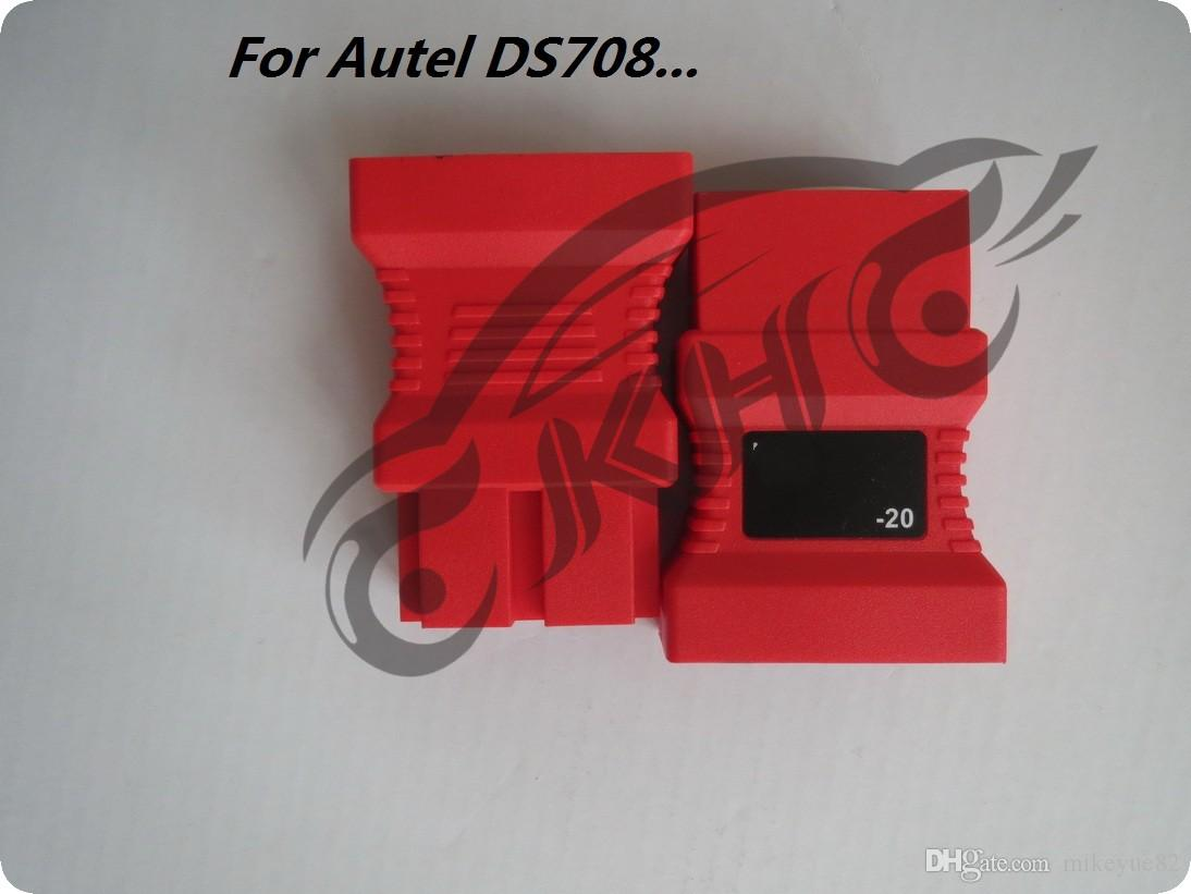 100% Original for Autel Maxisys DS708 for KIA -20 Adaptor Connector OBD OBDII
