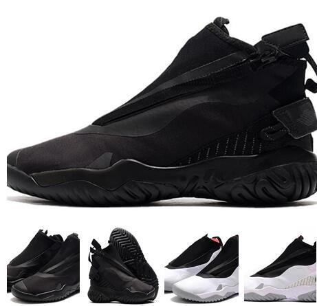 cheap PROTO-REACT Z Men's high top basketball shoes CI3794-100 Dropshipping Accepted youfine's store Training Sneakers cheap athletic
