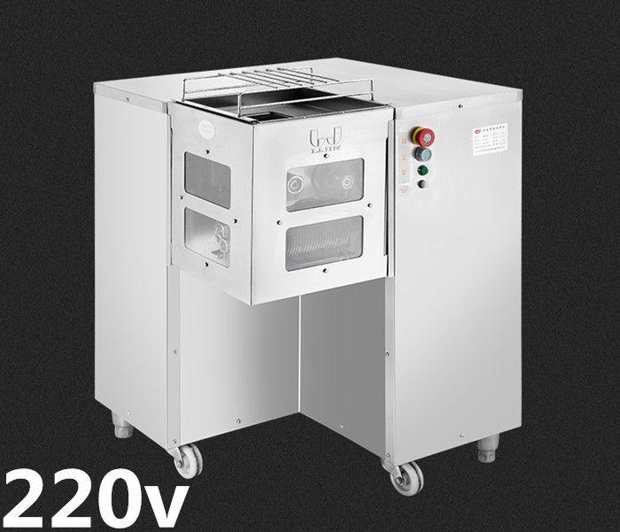 Neue 220V QSJ-B Multifunktions Vertikale Fleischschneider, Fleischschneidmaschine, Fleischschneidermaschine, Produktion 800kg / Stunde